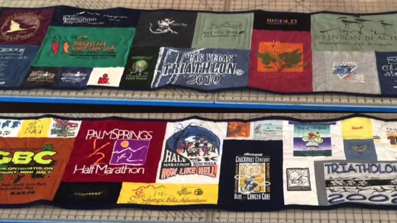 Is It Possible To Have a Double-Sided (T-shirt) Quilt
