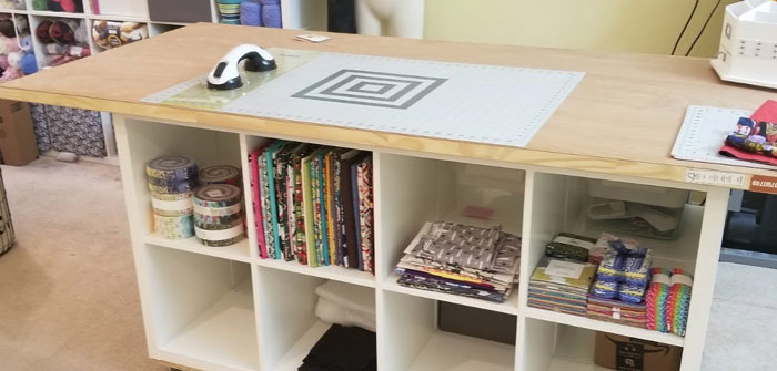 Home-Made-IKEA-Sewing-Table