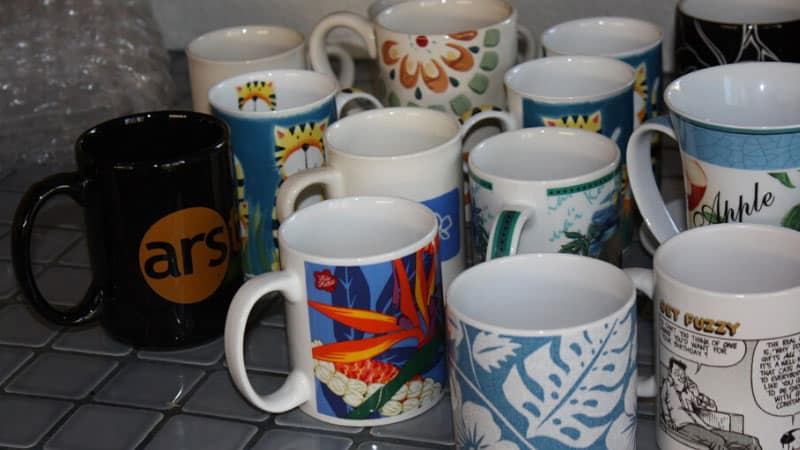 What's the Right Step for a Sublimation Mug Heat Transfer