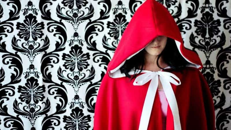 How to Make a Hooded Cloak with or without Sewing