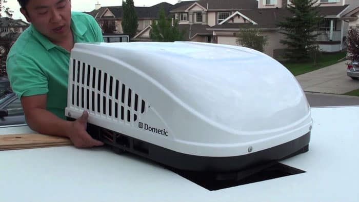 RV-Air-Conditioner-Leaks