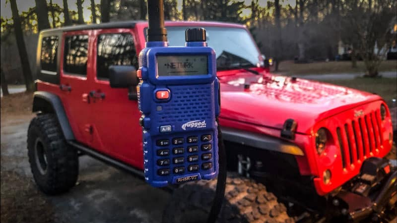 Best CB Radio For Off Roading