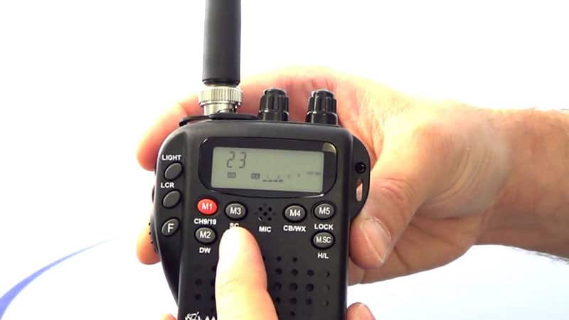 Best Handheld CB Radio Reviews