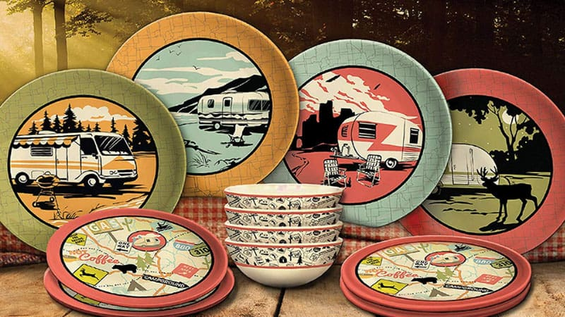 Best RV Dishes