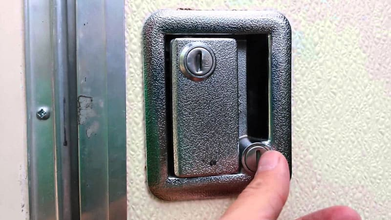 Best RV Door Lock