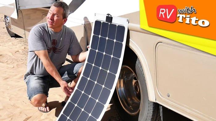 RV-Solar-Charging-System