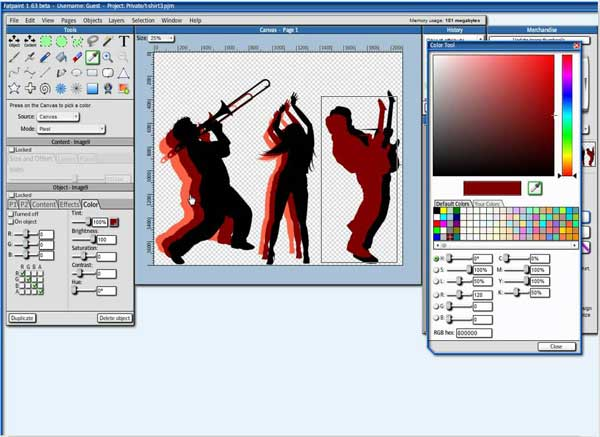 What S The Best Free App Or Software To Design T Shirt Prints