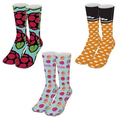 The Easiest Method of Sock Sublimation