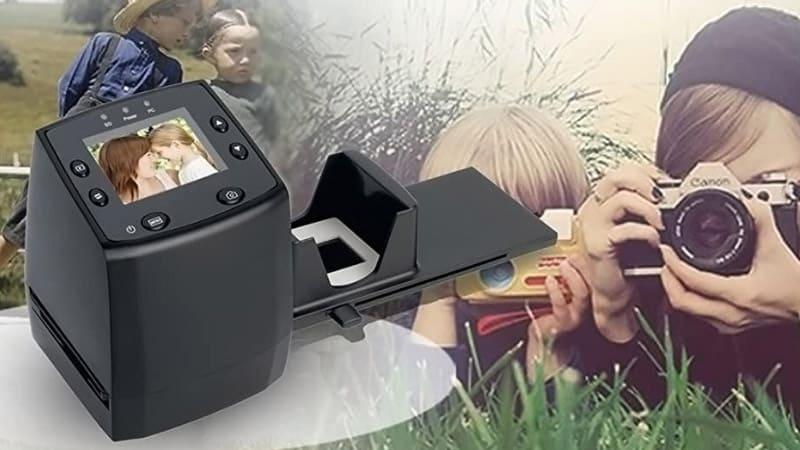 Best Scanner For Medium Format Film