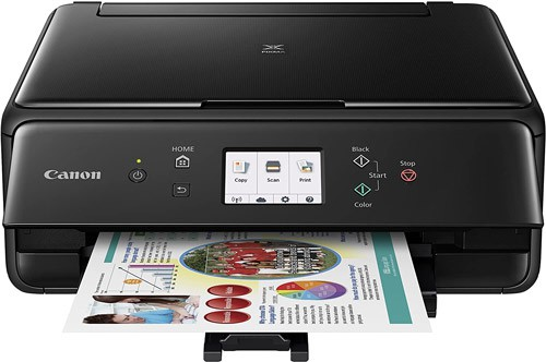 Canon Compact TS6020 Inkjet All-in-One Printer