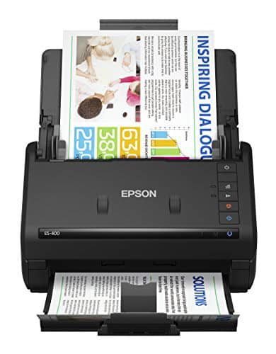Epson WorkForce ES-400 Color Duplex