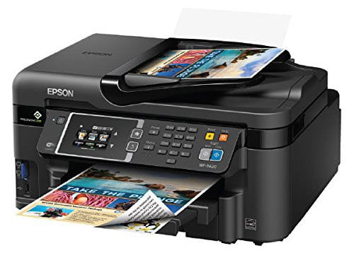 Epson Workforce WF-3620 All-In-One Color Inkjet Printer