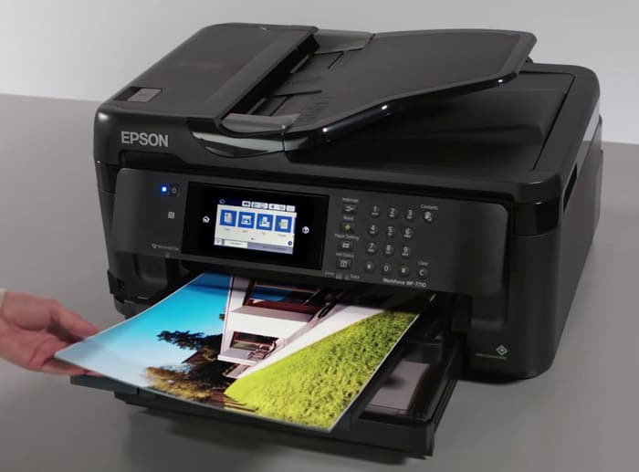 Printer for Avery Label