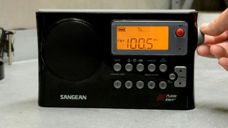Best AM/FM Portable Radios Review