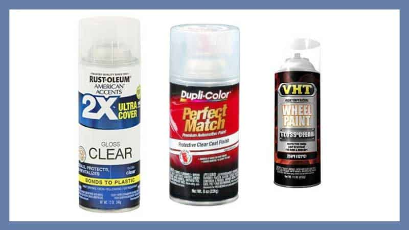 Best Automotive Clear Coat Spray Can