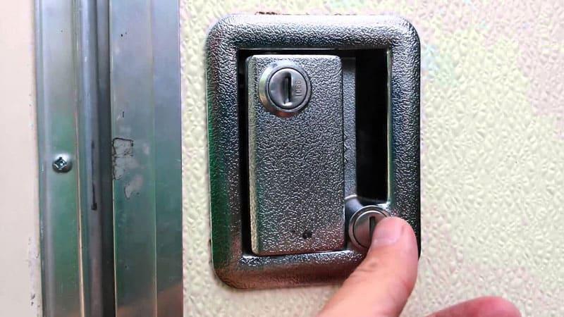 Best RV Door Lock