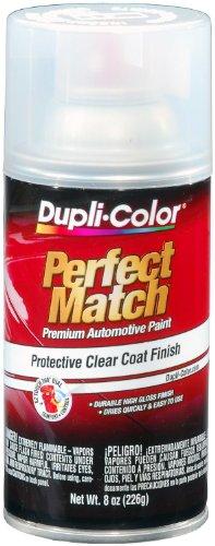 Dupli-Color BCL0125 Clear Exact-Match Automotive Top Coat