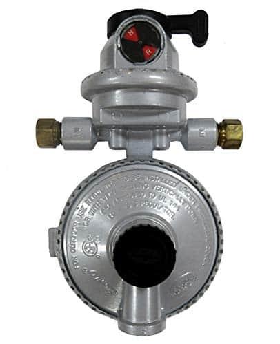 FaiRView GR-9984 High Capacity RV Camper LP Propane Regulator