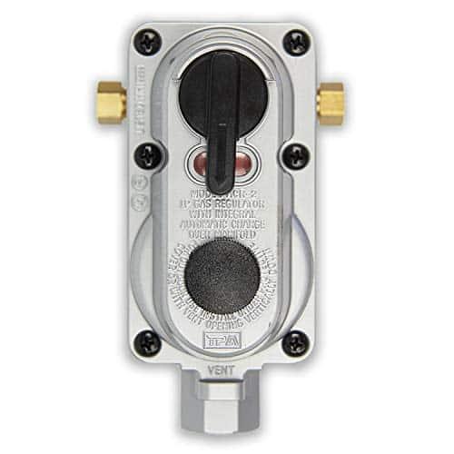 Flame King (ACR6) 2-Stage Propane Gas Regulator