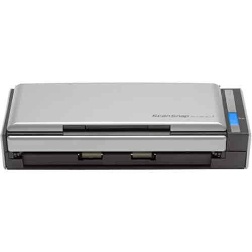 Fujitsu ScanSnap S1300i Portable Color Duplex
