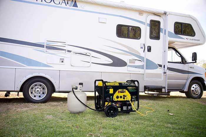 Generator For RV