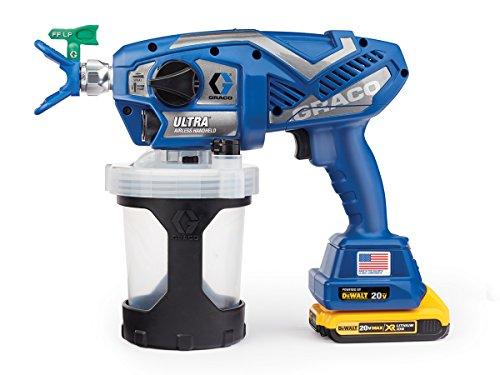 Graco 17M363 Ultra Cordless Airless Handheld Paint Sprayer