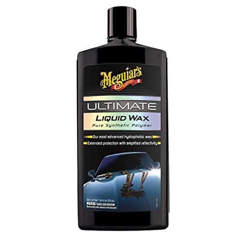 Meguiar's G18220 Ultimate Liquid Wax