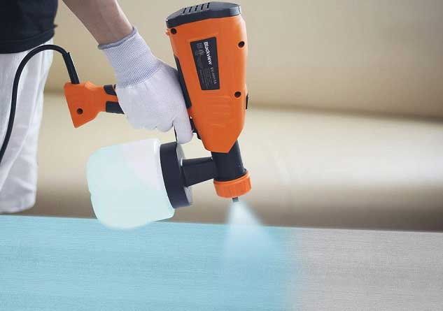 Paint Sprayer For Walls