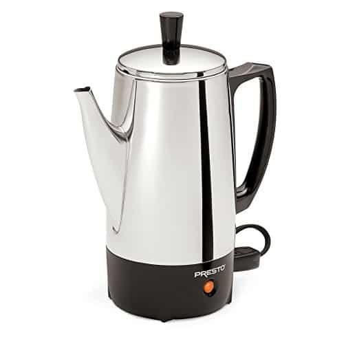 Presto 02822 6-Cup Coffee Percolator