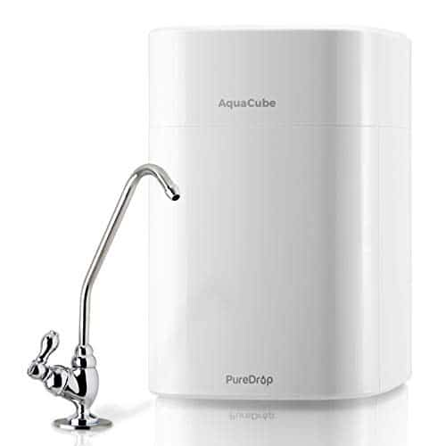 PureDrop CUW4 Aquacube Tankless Drinking Water Filter System