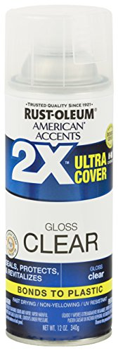 Rust-Oleum 327864-6PK American Accents Spray Paint