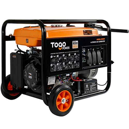 TogoPower Portable Gas Generator