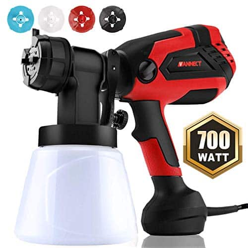 VANNECT 700 Watt High Power Paint Sprayer