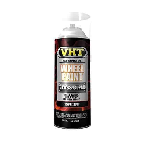 VHT SP184 Clear Coat Wheel Paint Can