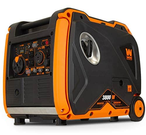 WEN 56380i Super Quiet 3800-Watt