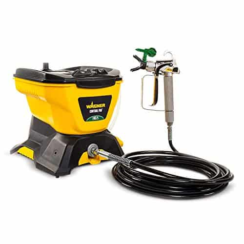 Wagner 0580678 Control Pro 130 Power Tank Paint Sprayer