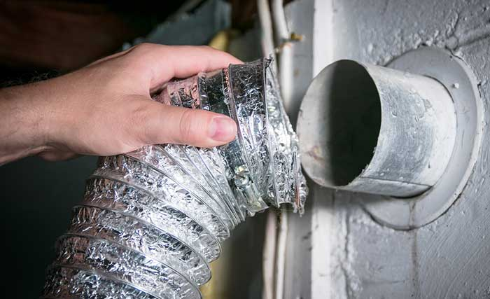 A Dryer Vents