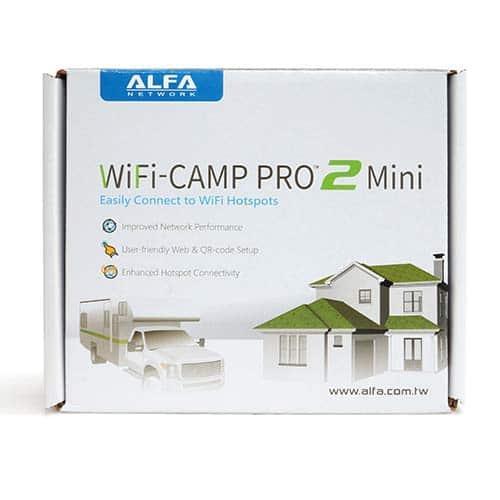Alfa WiFi Camp Pro 2 Mini Version