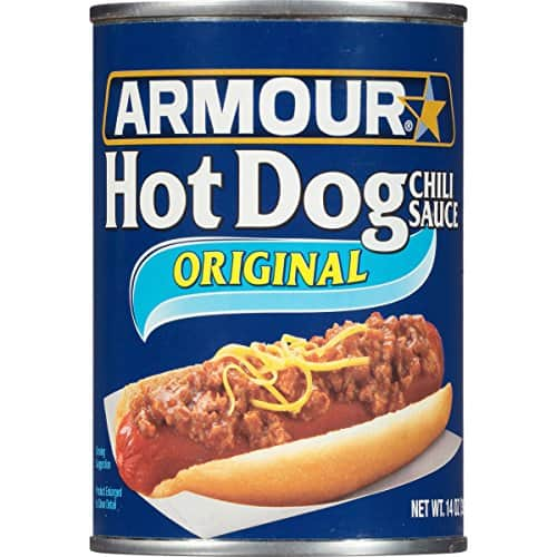 Armour Hot Dog Chili Sauce