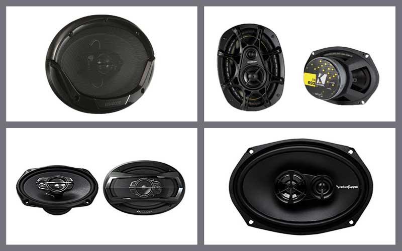 Best 6×9 Car Speakers