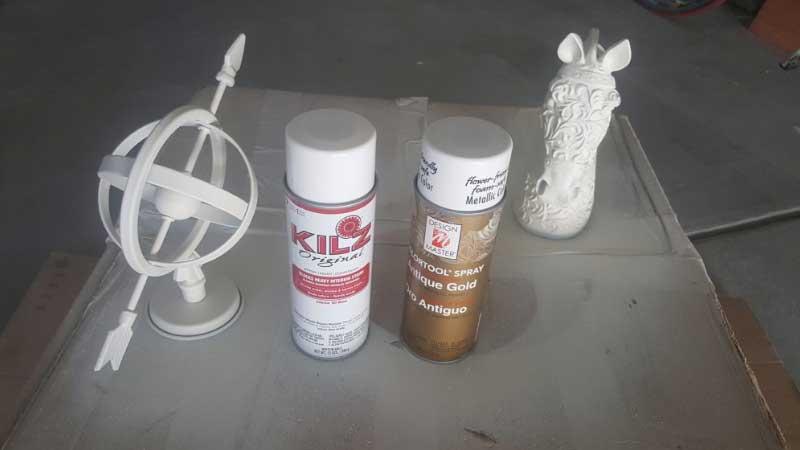 Best Brass Spray Paints