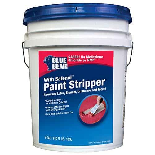Blue Bear Paint Stripper