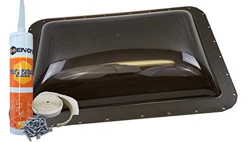 Class A Customs Premium Heavy Duty RV Camper Trailer Skylight