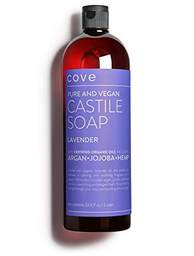 Cove Castile Soap Lavender