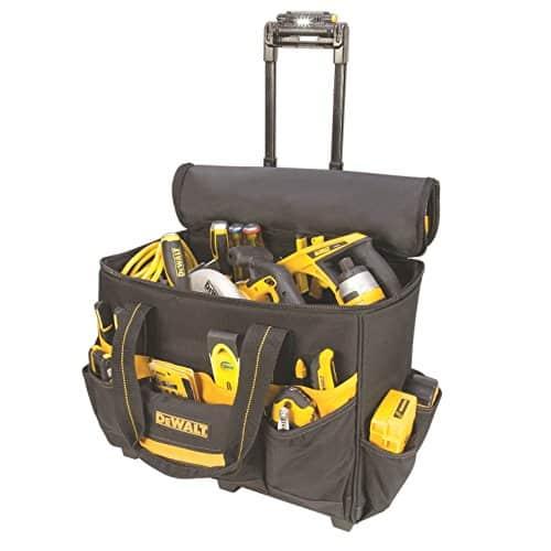 DEWALT DGL571 Lighted Roller Tool Bag