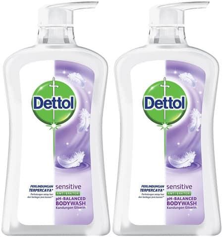 Dettol Anti Bacterial pH-Balanced Body Wash