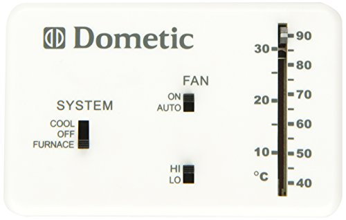 Dometic D3106995.032 Heat/Cool Analog