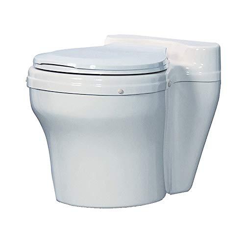 Dry Toilet, White per 1