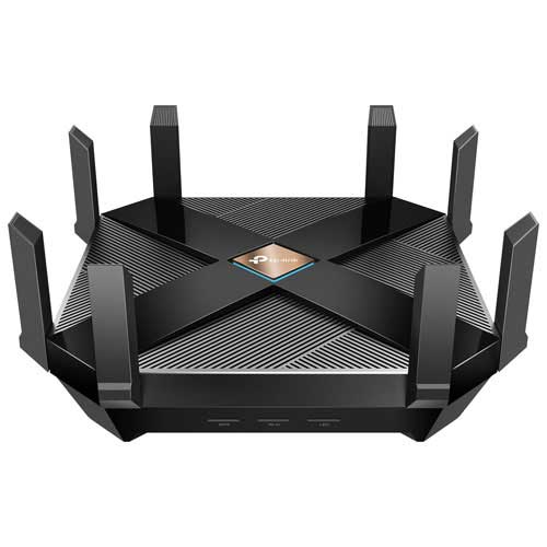 Dual-band routers