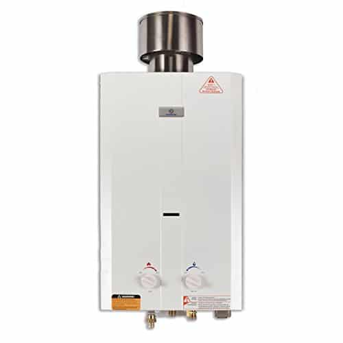 Eccotemp L10 2.6 GPM Portable Tankless Water Heater, 1 Pack